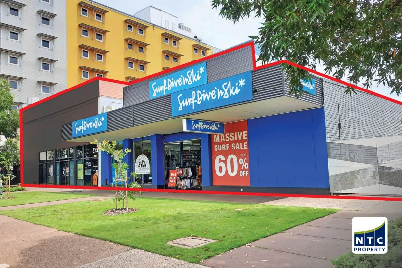 51, 53 & 55 Smith Street, Darwin NT